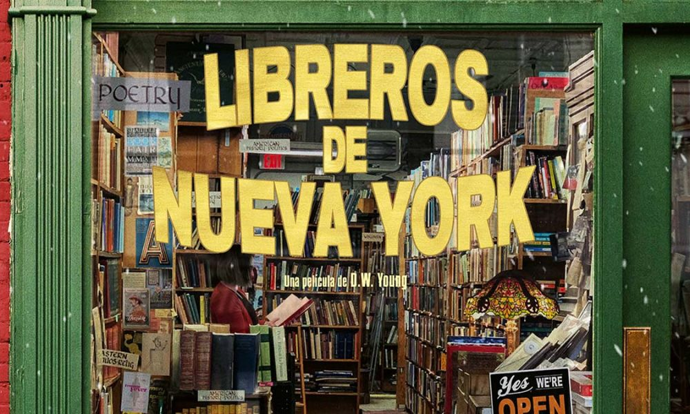 Libreros de Nueva York (The booksellers)