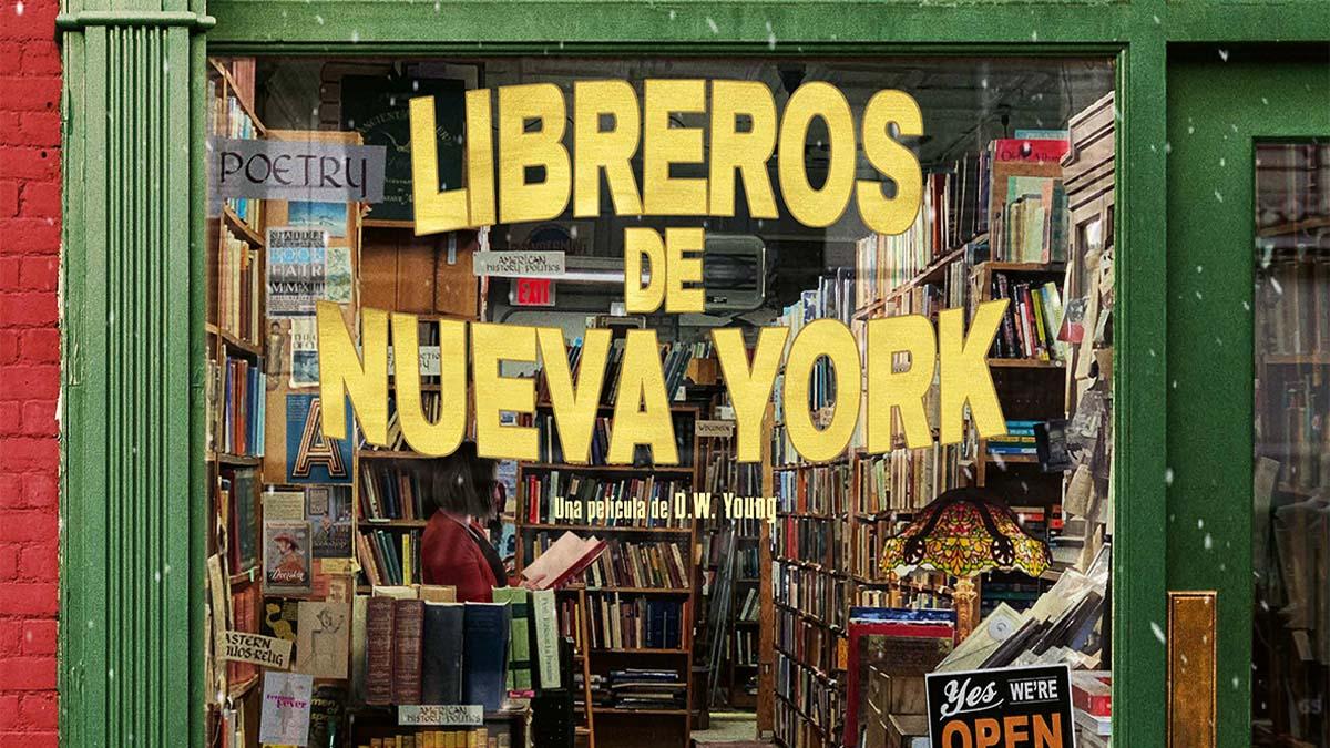 Libreros de Nueva York (The booksellers)