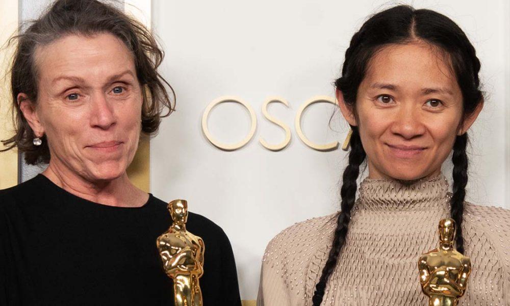 Frances McDormand y Chloé Zhao ganan el Oscar por Nomadland