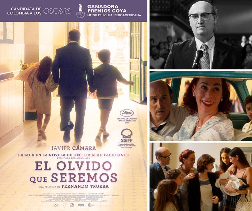 Imágenes y cartel de la película El Olvido Que Seremos