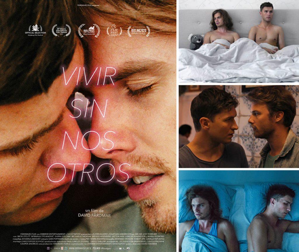 Imágenes y cartel de la película Vivir Sin Nosotros